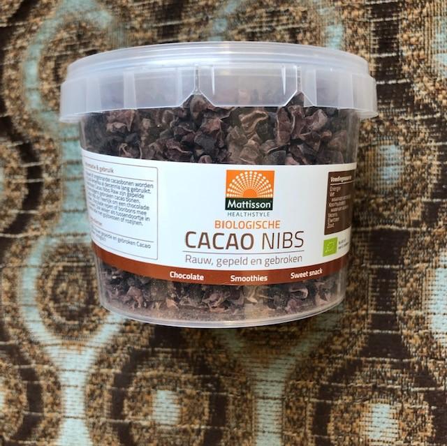 Jouw Box #5 Matisson - Cacao Nibs Raw Biologisch