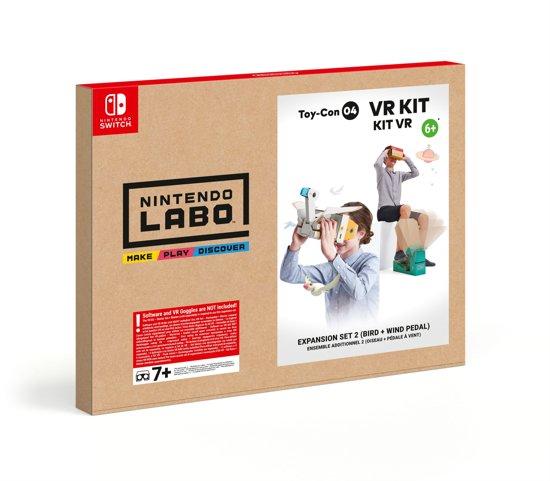 Nintendo Labo VR set 2