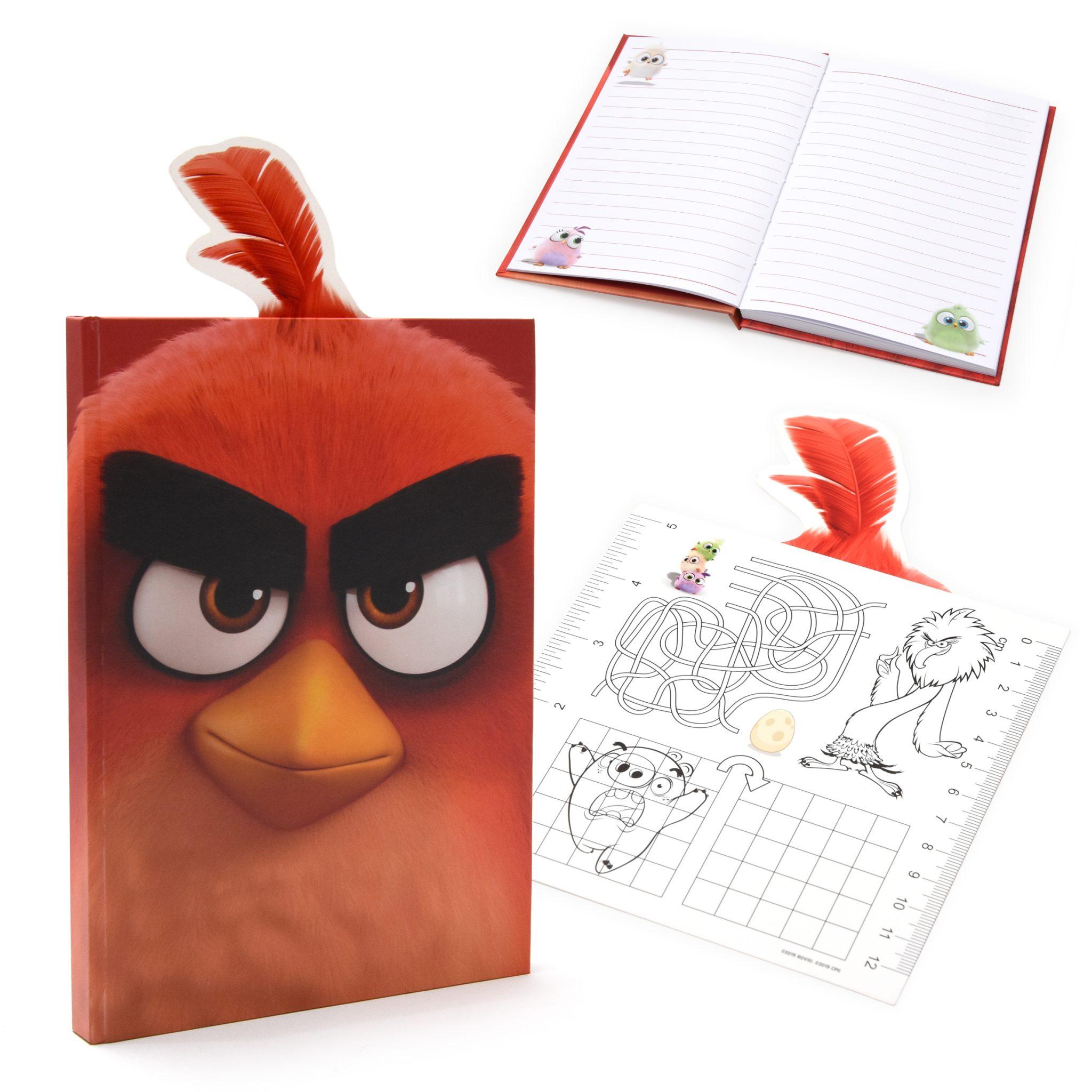 Angry Birds 2 notitieboekje