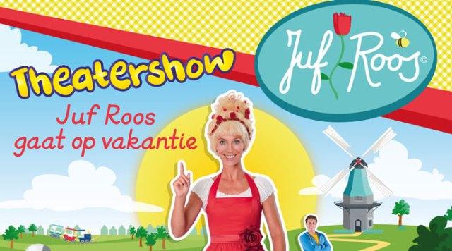 Juf Roos gaat op vakantie Theaterseizoen 2019-2020