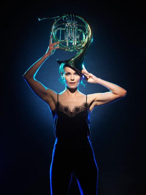 Angela Schijf op stap met Mozart Theaterseizoen 2019-2020