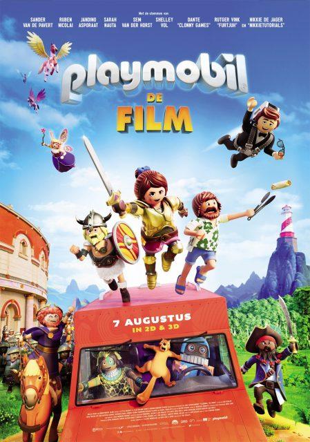 Playmobil de film - film poster