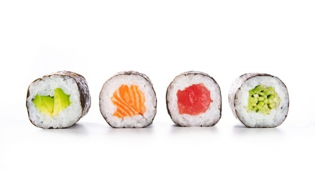 Sushi - Shutterstock door Rido