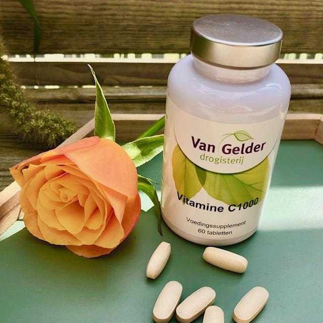 Jouwbox 6 - Vitamine C 1000mg - Van Gelder