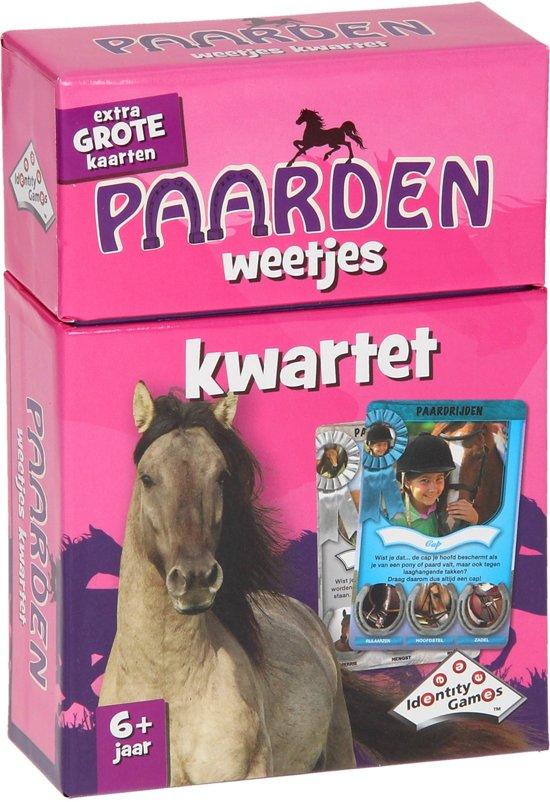 Paarden WeetjesKwartet
