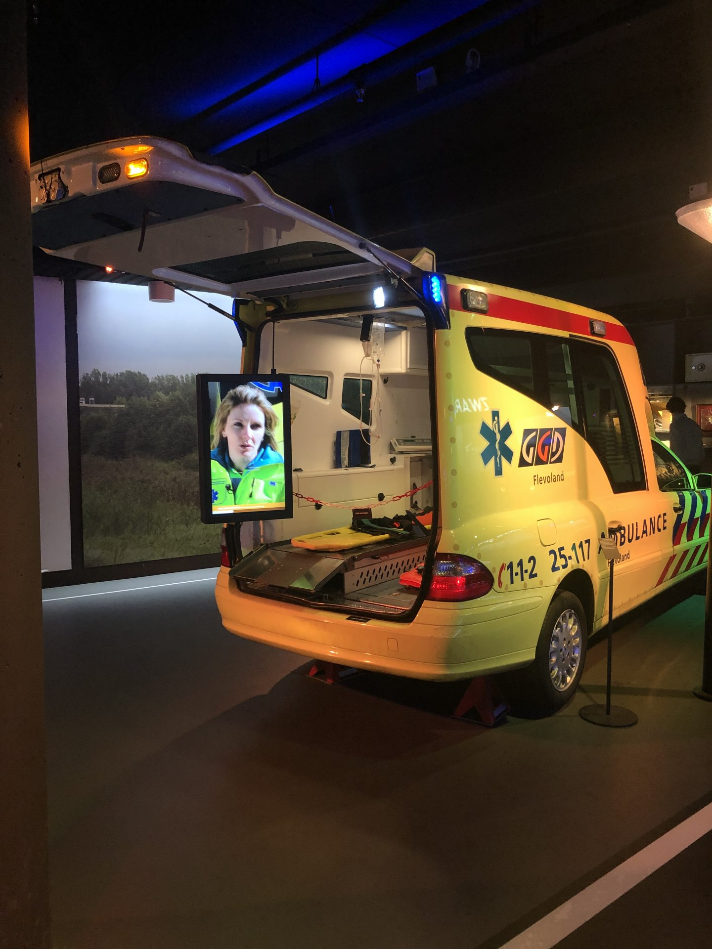 Pit Veiligheidsmuseum Almere