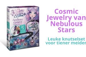 Cosmic Jewelry van Nebulous Stars