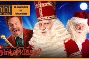 Vue Mini-Morning in Sinterklaassfeer met de film Waar is het grote Boek van Sinterklaas?