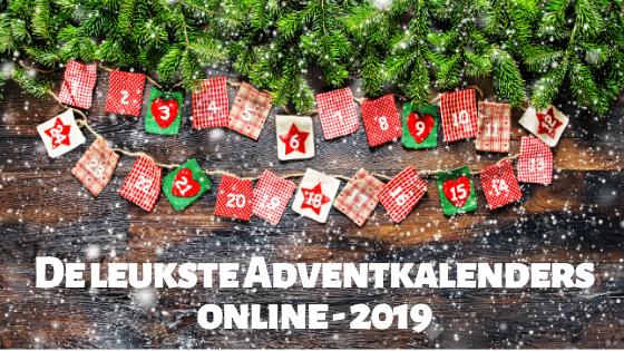 De leukste online Adventkalenders 2019