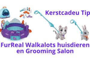 FurReal Walkalots huisdieren en Grooming Salon