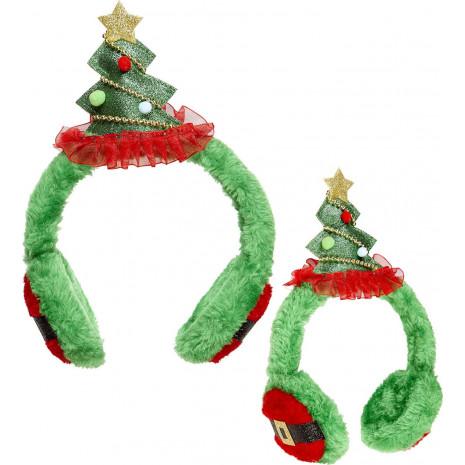 Foute kerst accessoire carnavalskleding.nl
