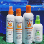 Summer Fun with Fairy Tales Hair Care