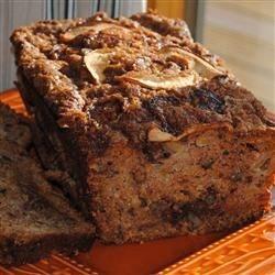 Bananna Apple Bread