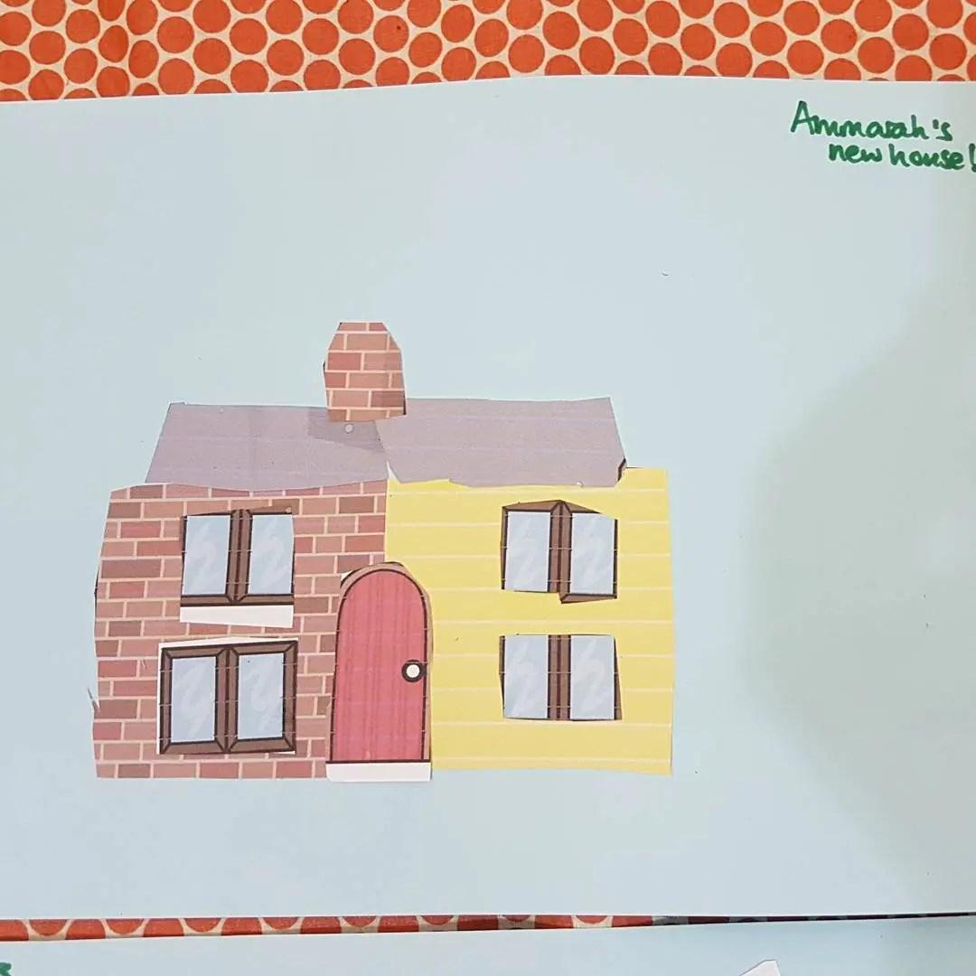 Homeschooling Theme: Houses & Homes!
