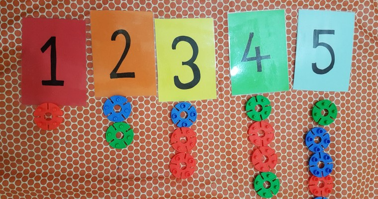 Top 10 Maths Teaching Tips for 3-5 year olds!