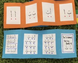 arabic fat-ha booklets