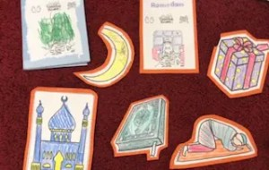 Ramadan twinkl colouring sheets