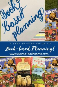 book based planning, homeschool, home education, books, planning