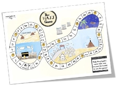 The Hajj Game