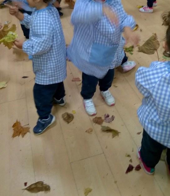 Actividades en la Escuela Infantil Mamatina de Aravaca (2)