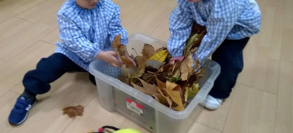 Actividades en la Escuela Infantil Mamatina de Aravaca (5)