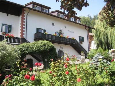 Speciale Offerta Neve Monte di Mezzo - Alto Adige e Naturhotel Wieserhof 3 Quota a camera a partire da euro310 e QUOTA VALIDA PER CONFERMA ENTRO IL 15 NOVEMBRE e Naturhotel Wieserhof Il Wieserhof, dotato di ampie camere con TV LCD,  un tradizionale hotel di montagna che sorge sullaltopiano di Rittner, in unarea a 1080 metri sul livello del mare circondata dalle Dolomiti Il Naturhotel Wieserhof, provvisto di parcheggio gratuito, dista 14 km dallaeroporto di Bolzano e 9 km dalle piste sciistiche pi vicine, quelle di Renon Inoltre,  disponibile uno skibus gratuito che vi porter alle piste di Pemmern in orari prestabiliti Il ristorante con terrazza Bellavista, aperto tutti i giorni a pranzo e cena, propone cucina tirolese e una selezione di piatti internazionali Lalbergo serve anche una variegata colazione a buffet che include cibi dolci e salati, nonch frutta fresca e uova Potrete accedere gratuitamente alla palestra e alla piccola biblioteca, dove troverete libri in varie lingue Lhotel ospita anche una sala con i giochi per bambini e un pub tradizionale fornito di carte e giochi da tavolo La connessione Wi-Fi nelle aree comuni, cos come gli ombrelloni e i lettini della terrazza, sono a vostra disposizione senza alcun costo aggiuntivo