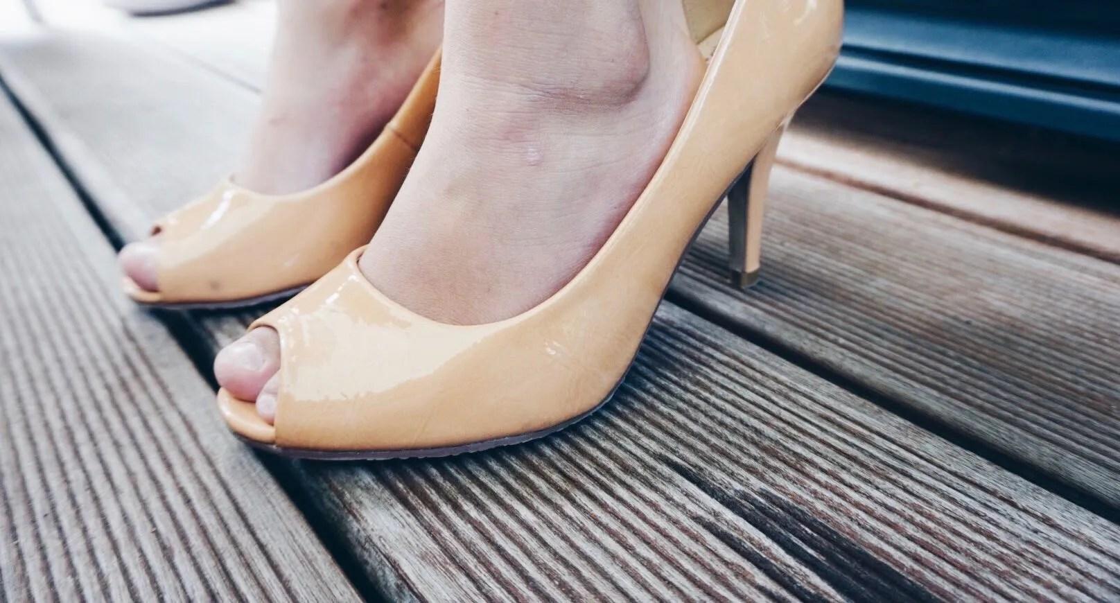 Der Schuh im Klo MamaWahnsinnHochDrei