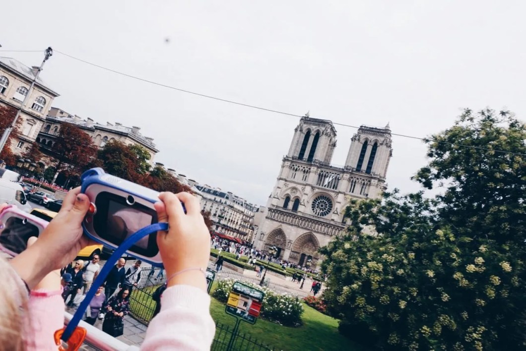 Paris Städtetrip mit drei kleinen Kindern MamaWahnsinnHochDrei