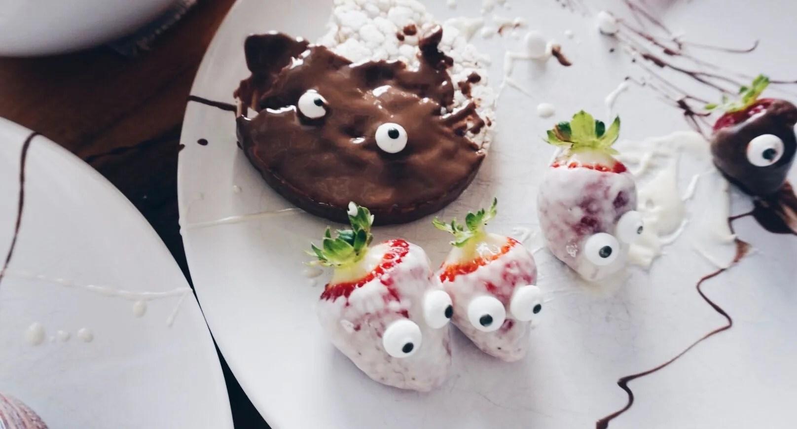 Halloween Atrio MamaWahnsinnHochDrei