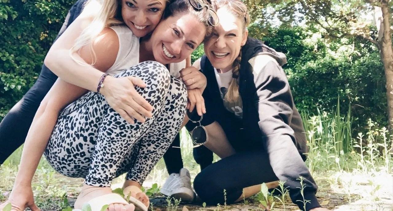 Freundinnen treffen kreative Ideen MamaWahnsinn