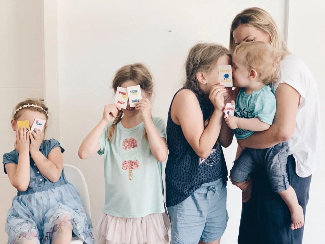 Reisen mit vier Kindern mamaWahnsinn