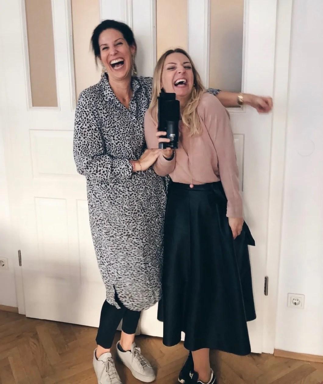 Momfluencer Podcast Salon Mama Mamawahnsinn