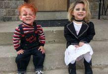 halloween kostuums voor kindereren