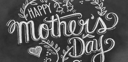 moederdag 13 mei 2018