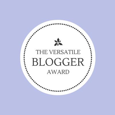 The Versatile Blogger Award: 7 Fakten über mich