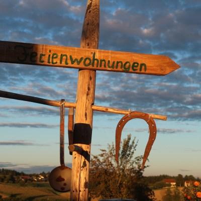 Wochenende am Bauernhof 12./13. August