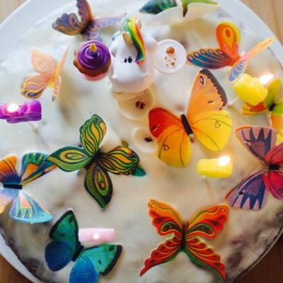 #WIB: Wurstelprater, Geburtstag und Salzteig backen