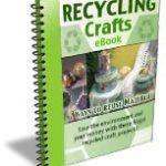 E-Book Gratis: 42 Ideas de Artesanías con Reciclados