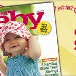 Suscripción gratuita a la revista American Baby
