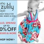Zulily, ahorra 90% en la ropa de tus niños