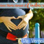 Mediatciones Diarias Durante el embarazo: Viernes