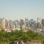 Miércoles Mudo: Manhattan desde mi casa