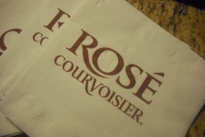 house party rosé courvoiseir summer soiree