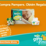 Pampers Gifts To Grow: Programa de Recompensas