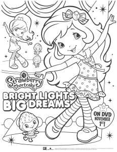 straberry shortcake bright lights big dreams