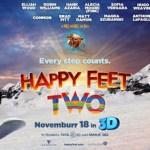 Happy Feet 2 ¡el regreso y sorteo!