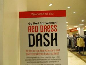 Go Red For Women ¡Macy´s te invita a que sigas tu corazón!