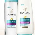 Muestra gratis Pantene Aqua Light