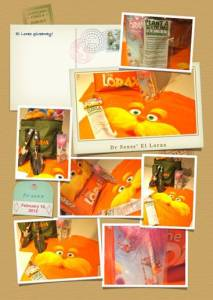 giveaway kit