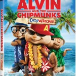 Alvin and the Chipmunks: Chipwrecked ¡Sorteo combo DVD/Blu-Ray!